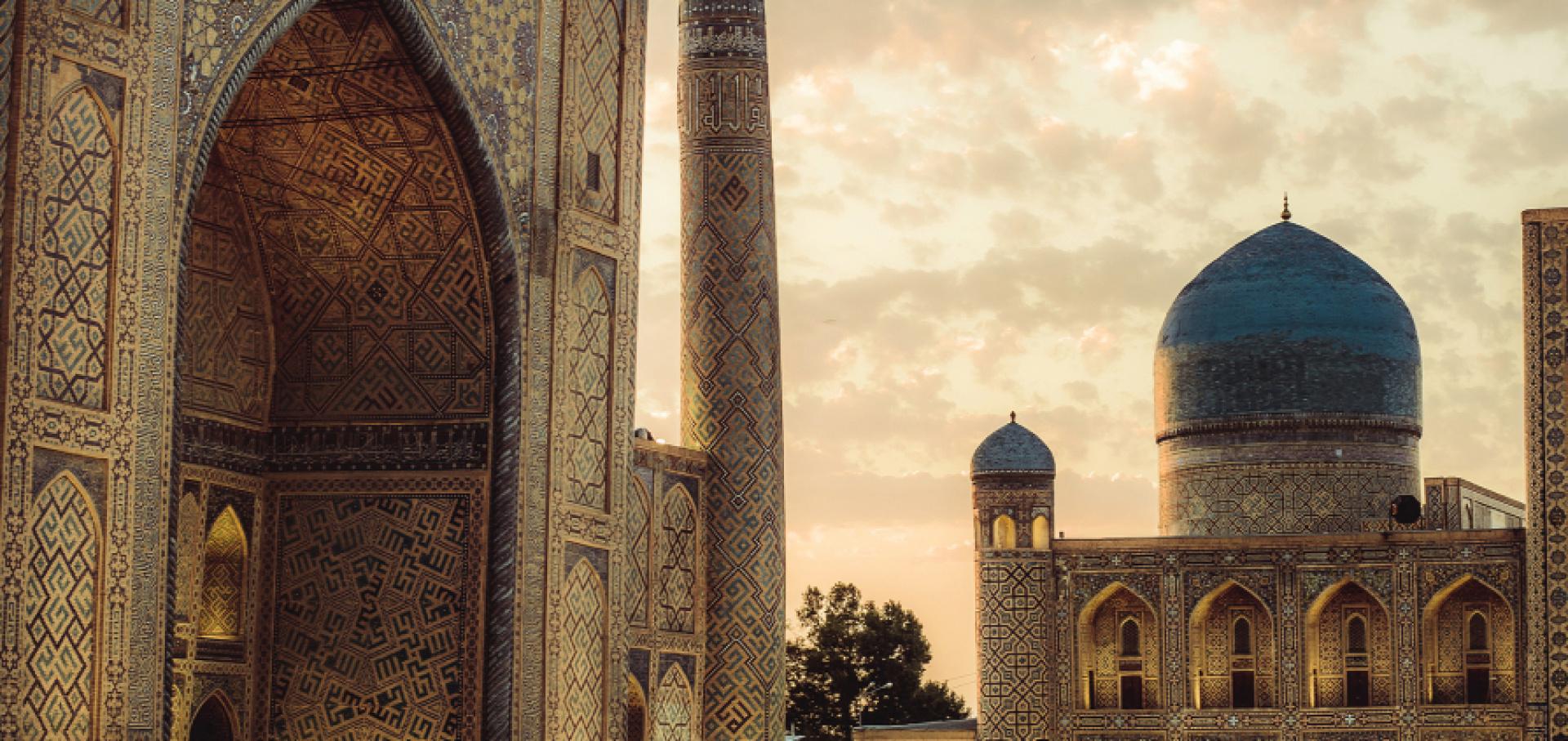Цивилизации Центральной Азии